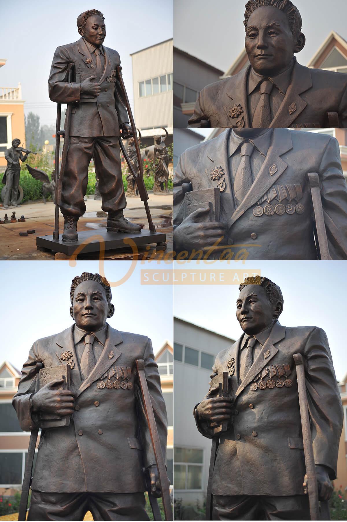 custom bronze sculpture