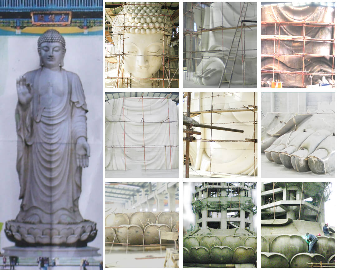 Large Buddha Statue supplier