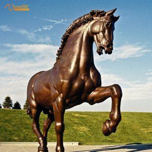 Famous Bronze Horse Statue