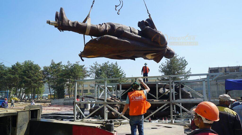 Bronze Sculpture 2