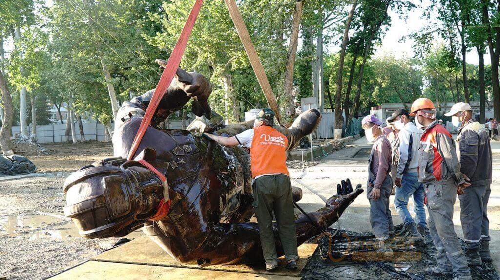 Bronze Sculpture 7