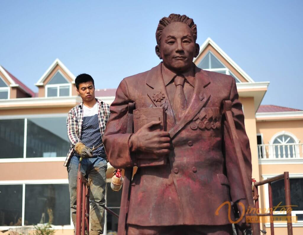 Custom Bronze Statue3