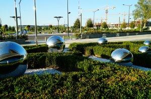 Landscape Sculpture 8
