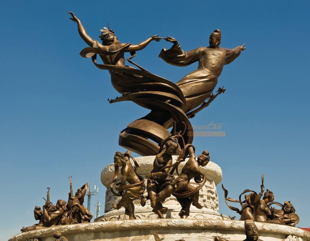 Monument Custom Sculpture 2