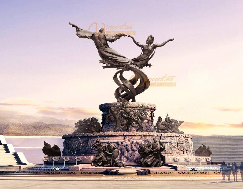 Monument Custom Sculpture 3