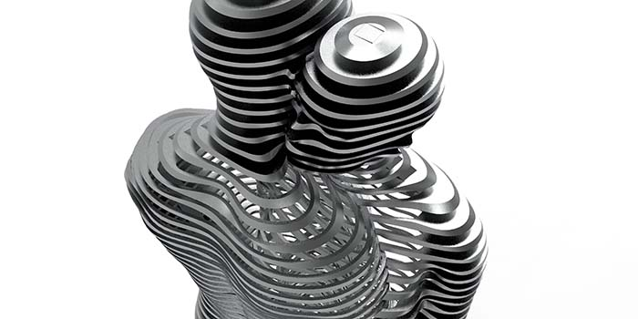 stainless steel sculpture2