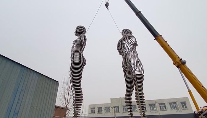 stainless steel sculpture6